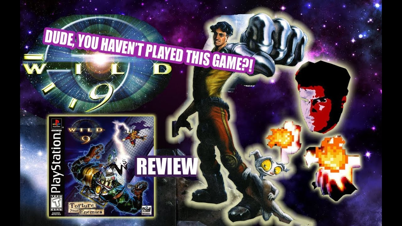 Dude You Haven T Played This Game Wild 9 Review Ps1 Gamingrebellion