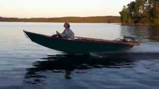 Gv14 Home Built Jon Boat