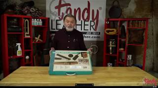 Beginner Leather Carving Introduction By: Jim Linnell Part 1 of 3