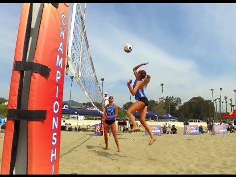 Best of 2017 NCAA Beach Volleyball