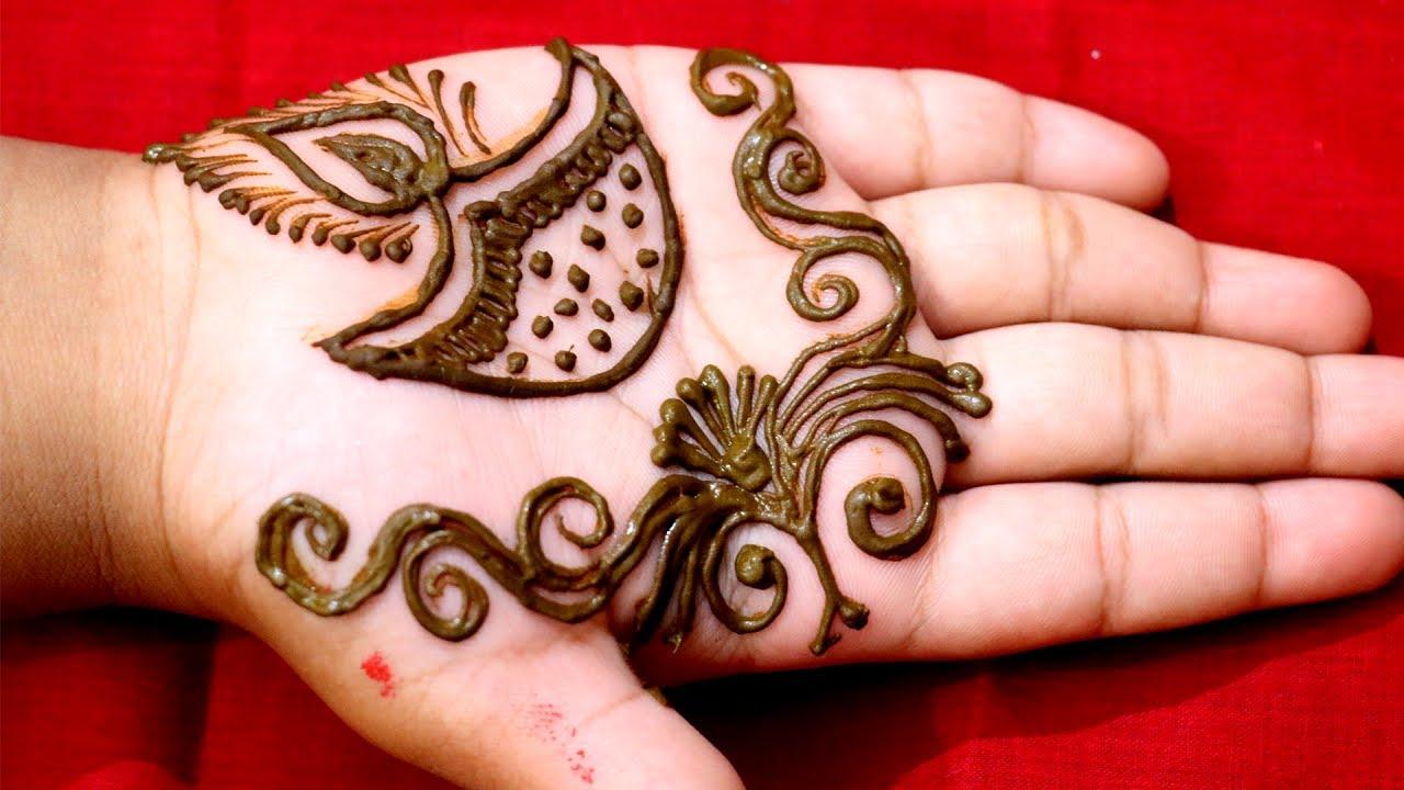 Mehndi Diya Design : Diwali diya mehndi design for teenagers art school