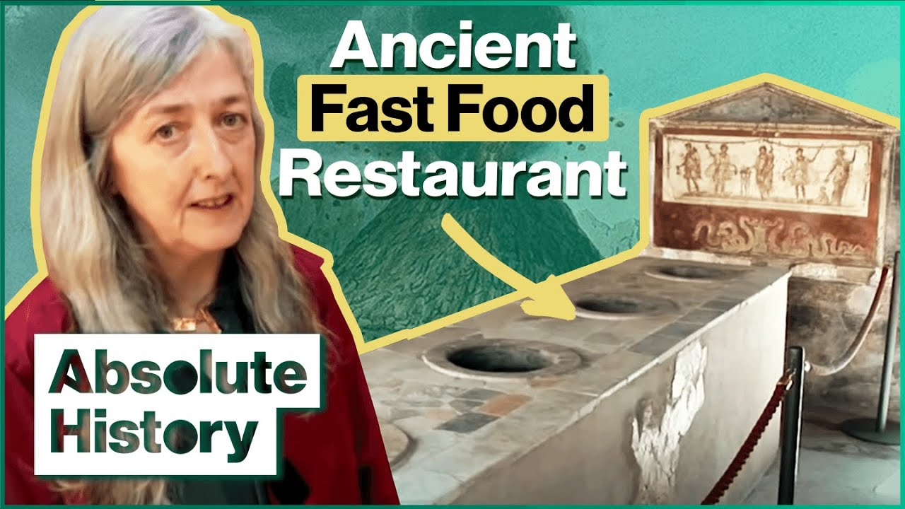 What Was Pompeii Really Like? | Pompeii With Mary Beard | Absolute History