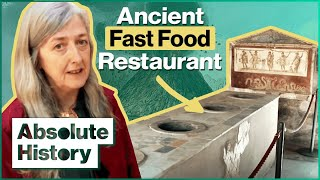 How Advanced Was Life In Pompeii | Pompeii with Mary Beard | Absolute History