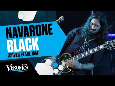 Navarone met hun heerlijke uitvoering van Pearl Jam's Black! // Live bij Giel