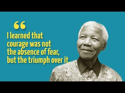 Top 10 Inspiring Nelson Mandela Quotes