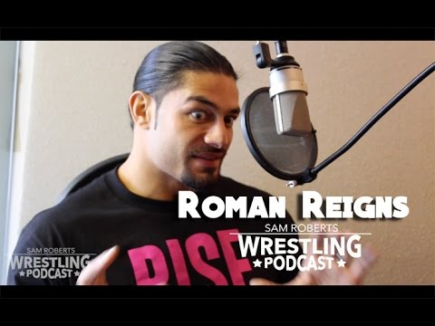 Roman Reigns Interview - Brock Lesnar, Royal Rumble, etc - #SRShow