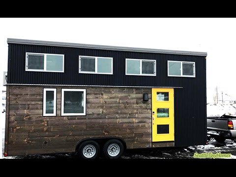 The Alki Model from Seattle Tiny Homes
