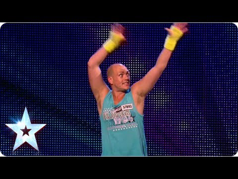 DJ Sexy Scott gets everyone Funkasised! | Week 4 Auditions | Britain's Got Talent 2013
