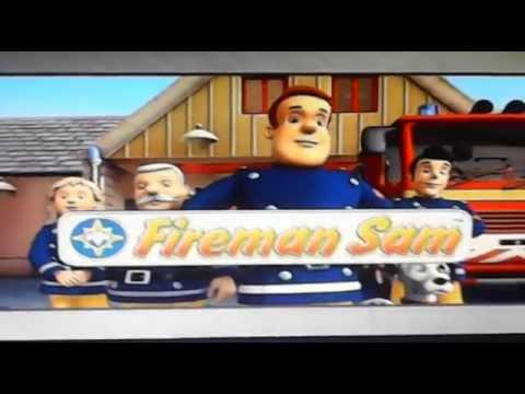 Fireman Sam - The GREAT FIRE Of Pontypandy - Intro (Original Karaoke).mp4