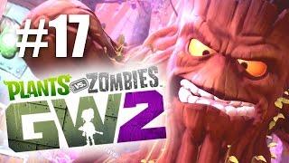 Я ЕСТЬ ГРУТ! #17 Plants vs Zombies: Garden Warfare 2 (HD) играем первыми