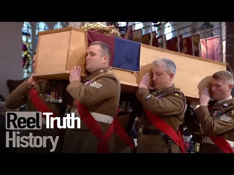 King Richard III The Burial Of The King: Live Reburial | History Documentary | Reel Truth History