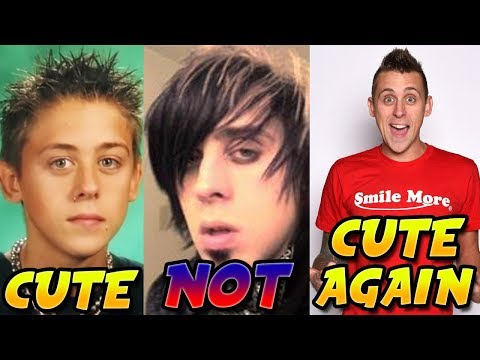 Thumbnail: 5 YouTubers Who Turned Their Lives Around! (Roman Atwood, Markiplier)