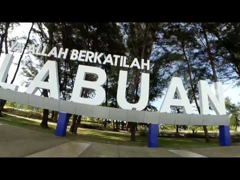 Labuan SeaComplex - free-styling complition