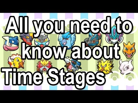 Pokemon Shuffle: Time Stage Guide