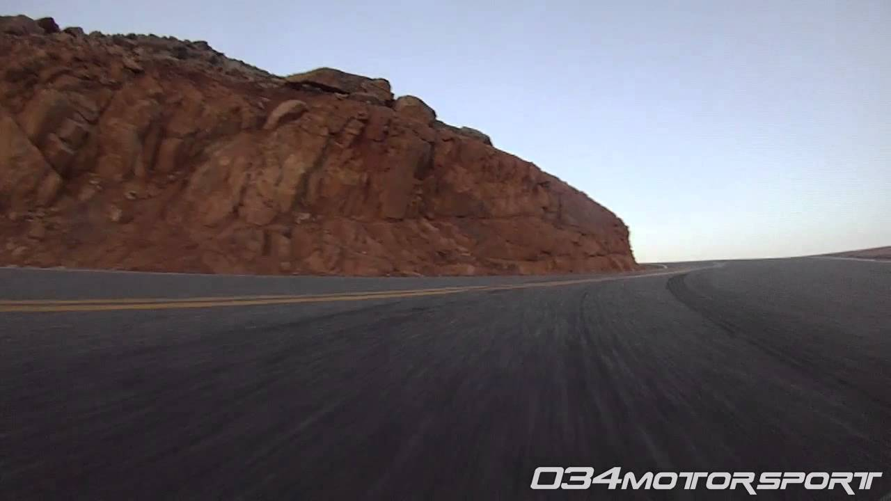034motorsport pikes peak hill climb 2012 practice with. Black Bedroom Furniture Sets. Home Design Ideas