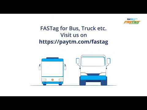 How to buy Paytm FASTag?