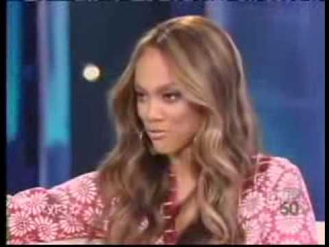 Leighton Meester on The Tyra Banks Show