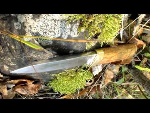 Русский нож, лучший нож.