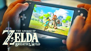 The Legend of Zelda: Breath of the Wild - Official Nintendo Switch My Way Trailer