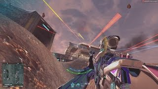 [NUC] elusive1: Chaos (PlanetSide 2 Infiltrator Gameplay) 60 FPS