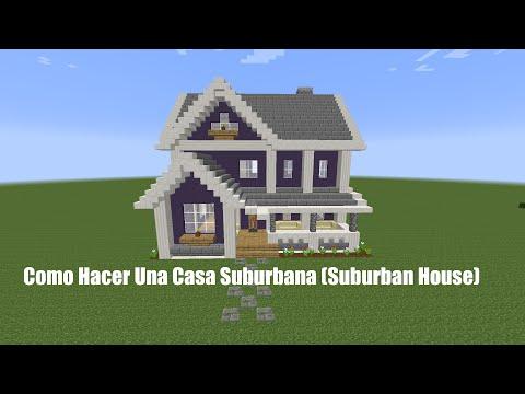 Como hacer una mansion moderna en minecraft parte 1 doovi for Como hacer una casa moderna