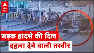 Rajasthan: Massive road accident at toll plaza in Dausa
