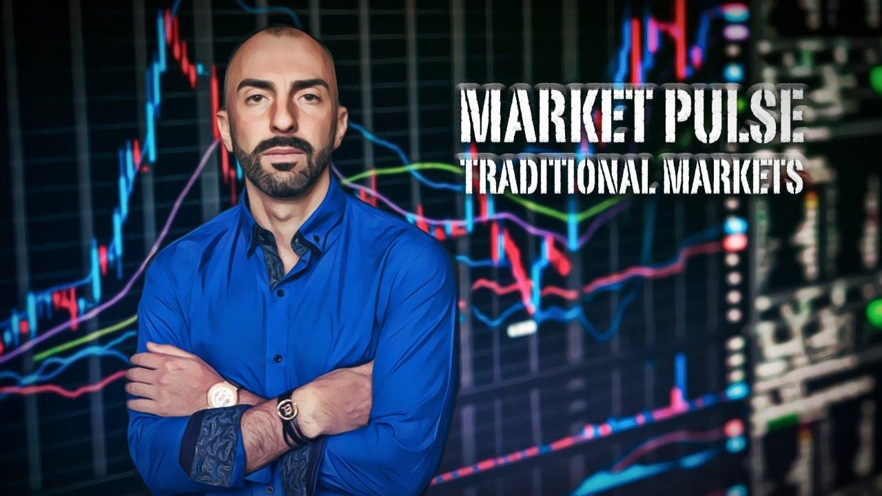 Market Pulse - SPX & $BTC Correlation Strikes Again!