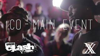 Emcee Clash La Nouvelle Ère - Woodman Vs D-Baby (Co-Main Event)