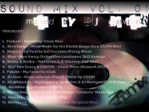 DJ Revixer - Sound Mix vol 01 »»  ««