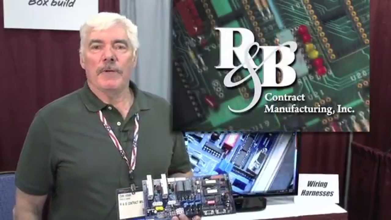 Circuit Board Assemblies Made In Usa Rb Youtube Electronic Contract Assembly