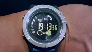 Zeblaze VIBE 3 smart watch by Bangood - unboxing