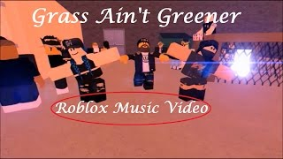 Chris Brown - herbe n'est pas plus verte ★ROBLOX musique VIDEO★