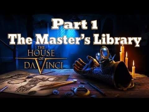The House Of DaVinci Part 1 The Masters Library (No Commentary) |