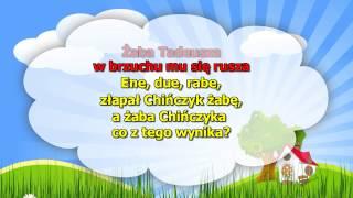 Karaoke dla dzieci - Ene due rabe