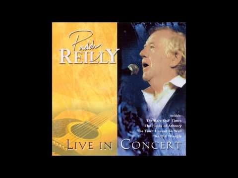 Paddy Reilly - Irish Soldier Boy