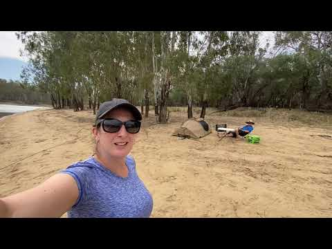 Overnight Boat Based Camp - Murray River Dec 2019