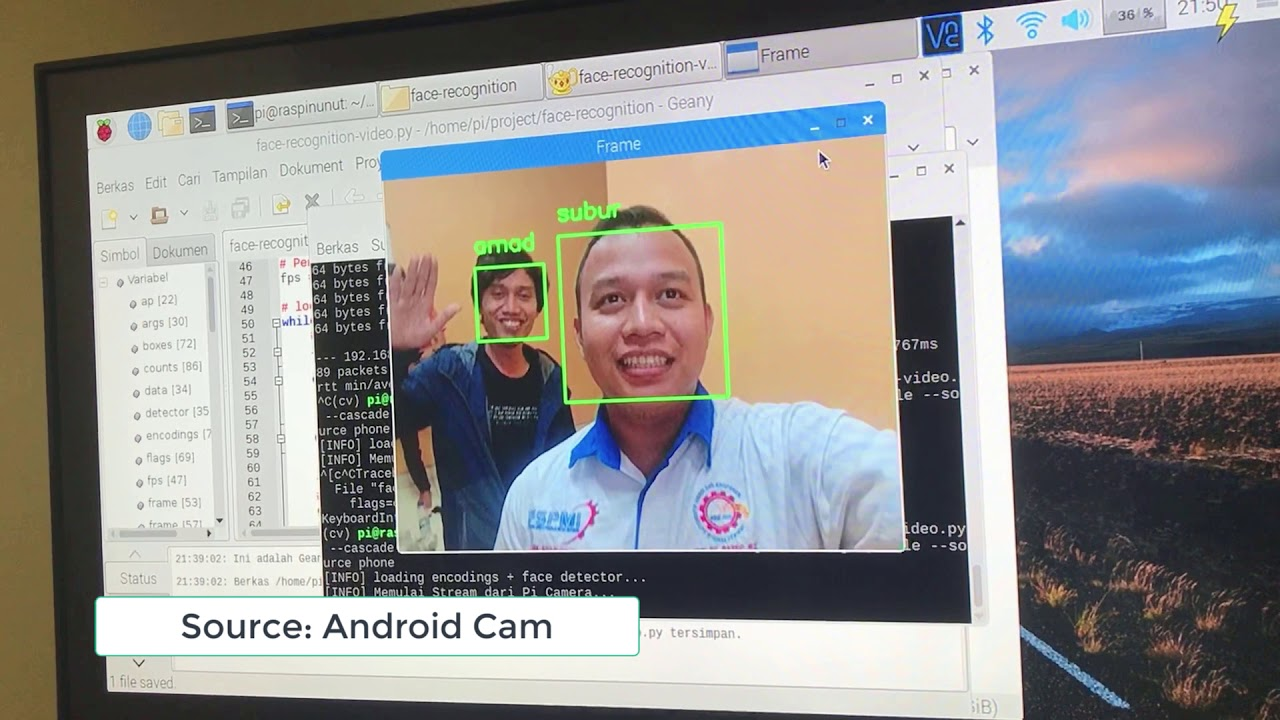 Facial Recognition with Raspberry Pi and OpenCV - Teknotut