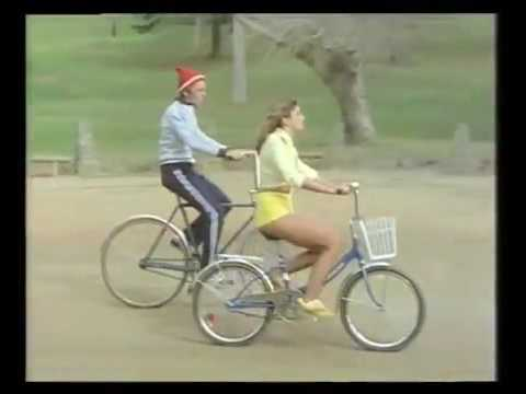 The Paul Hogan Show PUSHBIKE