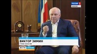 Интервью с Виктором Зиминым