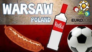 Furious World Tour | Warsaw, Poland - Perogies, Vodka and More!