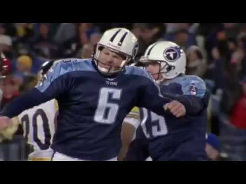 Tennessee Titans Flashback Titans VS Steelers 2002 AFC Divisional Round