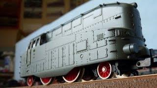 1936 LBE Stromlinien Doppelstock Wendezug, HO Lima analog set 149 803
