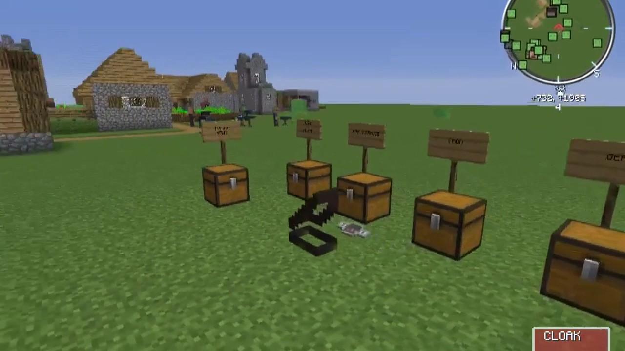 team fortress 2 in minecraft tf2 stuff mod showcase youtube