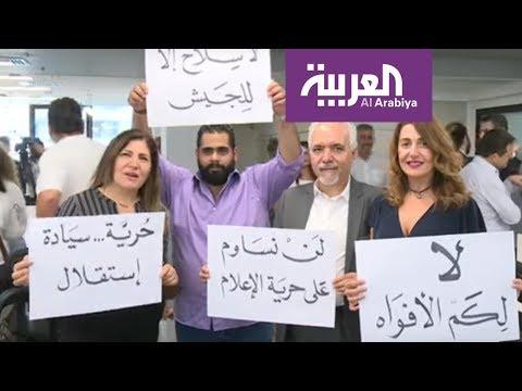 محاكمة صحفي لبناني بسبب هجومه على خامنئي  - نشر قبل 2 ساعة