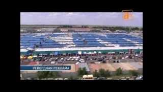 О самой большой рекламе на крышах в мире на Промрынке