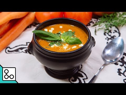 soupe-tomates-carottes---youcook