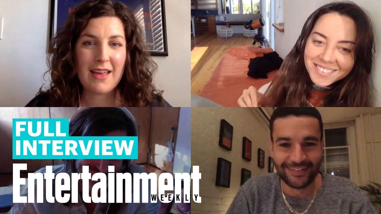'Black Bear' Q&A With Aubrey Plaza & More | SCAD Film Fest 2020