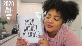 May 2020 Budget With Me + $300 Giveaway Collab...just trying to give back during these crazy times