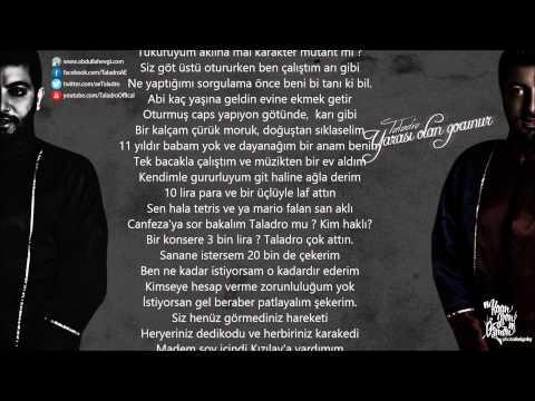 Taladro - Yarası Olan Gocunur (2014)