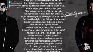 Taladro - Yarası Olan Gocunur
